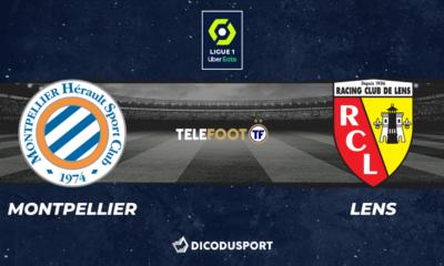 Football - Ligue 1 notre pronostic pour Montpellier - Lens