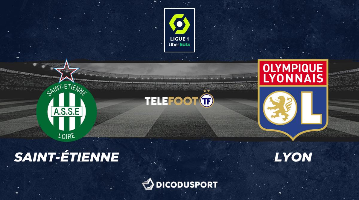 Football - Ligue 1 notre pronostic pour Saint-Étienne - Lyon