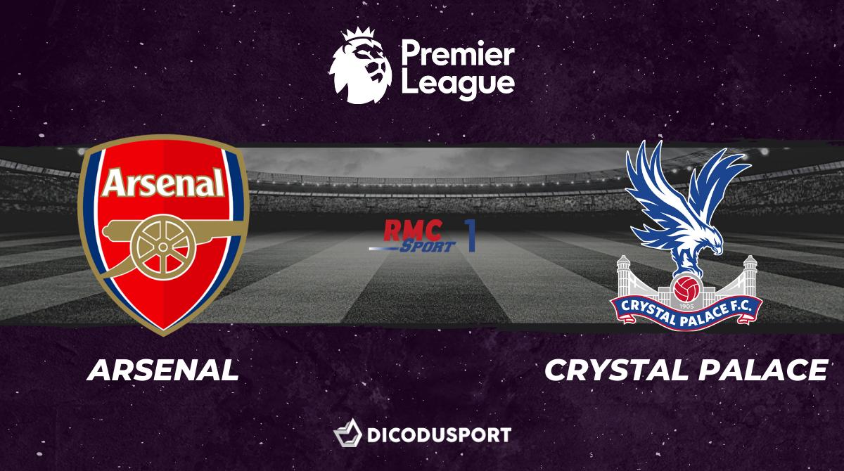 Football - Premier League notre pronostic pour Arsenal - Crystal Palace