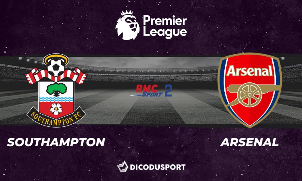 Football - Premier League notre pronostic pour Southampton - Arsenal