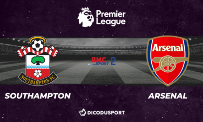 Football - Premier League notre pronostic pour Southampton - Arsenal