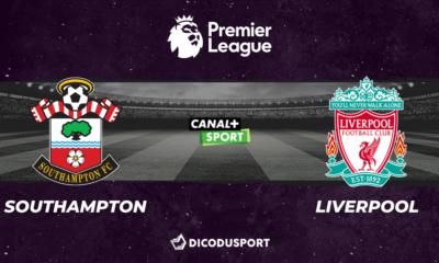 Football - Premier League notre pronostic pour Southampton - Liverpool