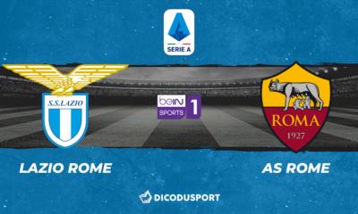 Football - Serie A notre pronostic pour Lazio Rome - AS Rome