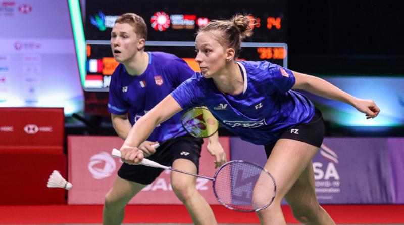 HSBC BWF World Tour Finals - Nouvelle grosse performance de Thom Gicquel et Delphine Delrue