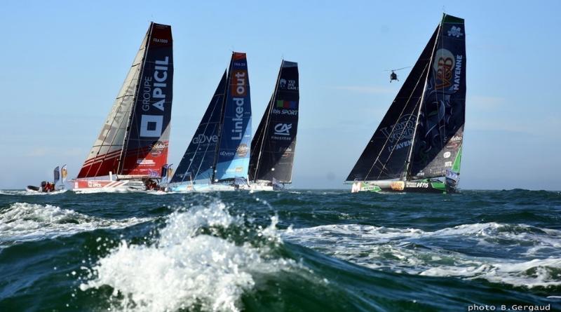 Les primes prévues pour le top 10 du Vendée Globe