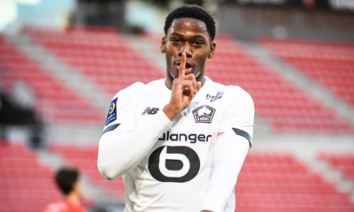 Ligue 1 - Lille s'accroche à Paris en battant Rennes