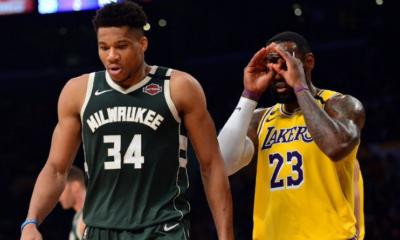 NBA - James, Antetokounmpo, Durant, la course au MVP déjà très disputée