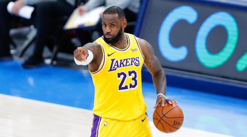 NBA - La perf de la nuit - 46 points pour un LeBron James des grands soirs