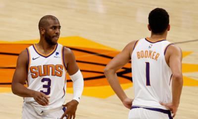 NBA - Les Phoenix Suns en tête de la Conférence Ouest