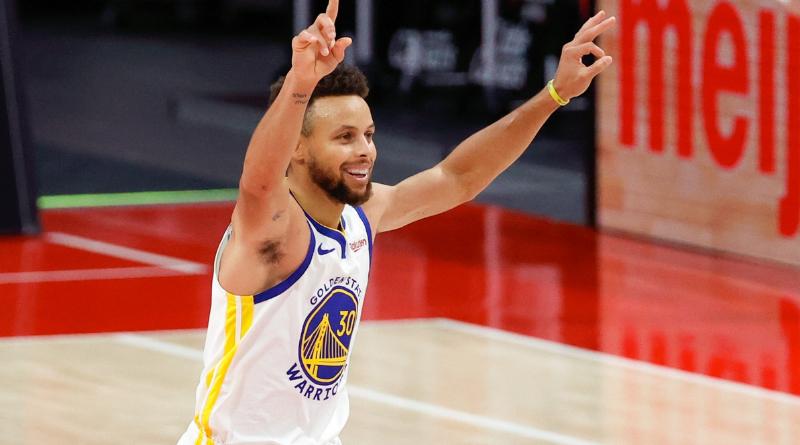 NBA - Stephen Curry devient le deuxième tireur à 3 points le plus prolifique de l'histoire