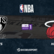 NBA notre pronostic pour Brooklyn Nets - Miami Heat