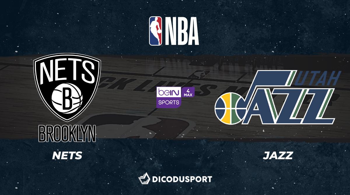 NBA notre pronostic pour Brooklyn Nets - Utah Jazz