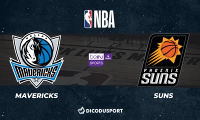 NBA notre pronostic pour Dallas Mavericks - Phoenix Suns