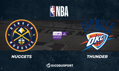 NBA notre pronostic pour Denver Nuggets - Oklahoma City Thunder