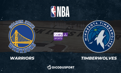 NBA notre pronostic pour Golden State Warriors - Minnesota Timberwolves