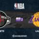 NBA notre pronostic pour Houston Rockets - Los Angeles Lakers