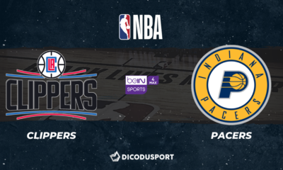 NBA notre pronostic pour Los Angeles Clippers - Indiana Pacers