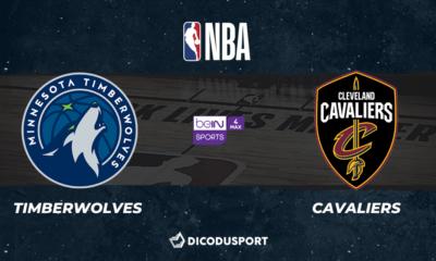 NBA notre pronostic pour Minnesota Timberwolves - Cleveland Cavaliers