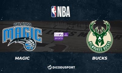 NBA notre pronostic pour Orlando Magic - Milwaukee Bucks