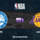 NBA notre pronostic pour Philadelphia 76ers - Los Angeles Lakers