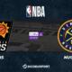 NBA notre pronostic pour Phoenix Suns - Denver Nuggets