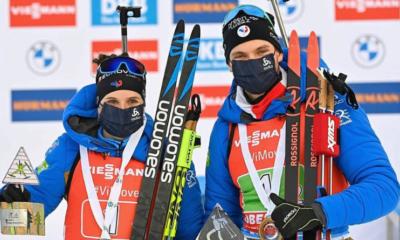 Oberhof : ce qu'il faut retenir de la 5ème étape de Coupe du monde de biathlon
