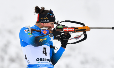 Oberhof - La France de Simon et Jacquelin remporte le relais mixte simple