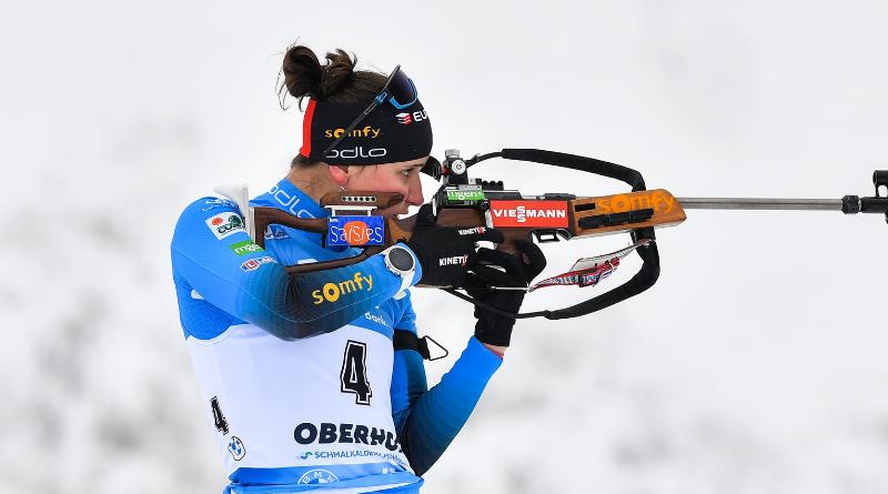 Oberhof - La France de Simon et Jacquelin remporte le relais mixte simple