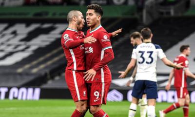 Premier League - Liverpool renoue avec le succès face à Tottenham