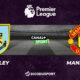 Premier League notre pronostic pour Burnley - Manchester United