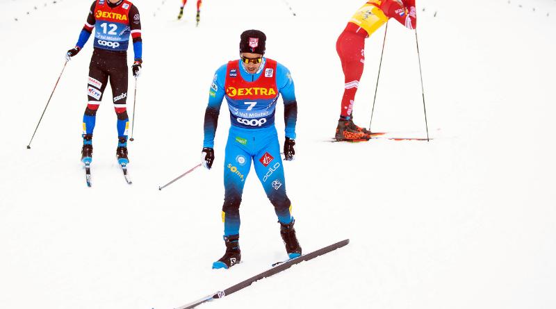 Ski de fond - Richard Jouve débute 2021 avec un podium sur le sprint de Val Müstair