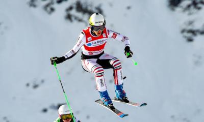 Skicross - Doublé bleu à Idre Fjäll, Alizée Baron devance Marielle Berger Sabbatel