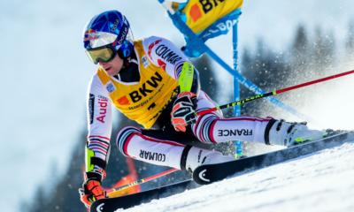 Slalom géant d'Adelboden - Alexis Pinturault intouchable
