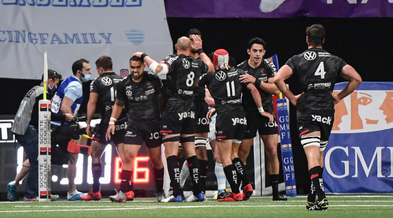 TOP 14 - Le RC Toulon crée la sensation en s'imposant face au Racing