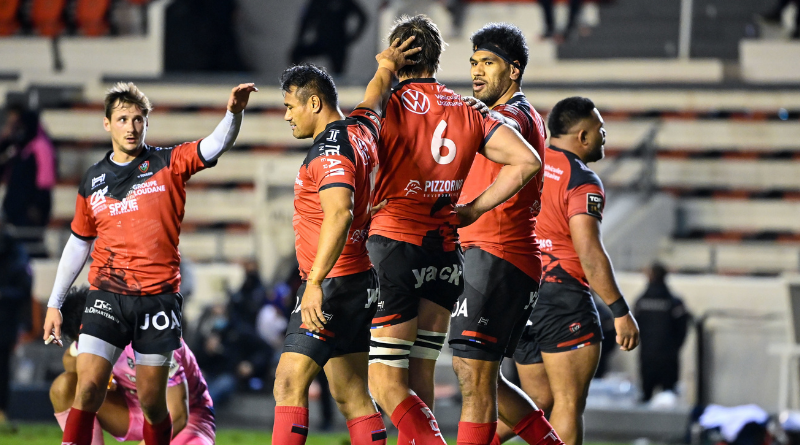 Top 14 - Le RC Toulon domine le Stade Français