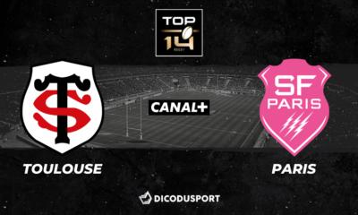 Top 14 : Notre pronostic pour Stade Toulousain - Stade Français