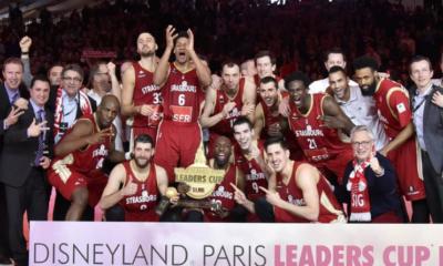 22 février 2015 - La SIG remporte la Leaders Cup