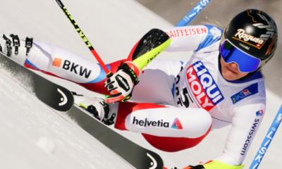 Cortina d'Ampezzo : Lara Gut-Behrami sacrée sur le géant, Tessa Worley 7ème