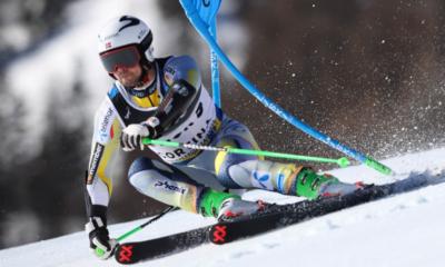 Cortina d'Ampezzo - Sebastian Foss-Solevaag sacré champion du monde en slalom