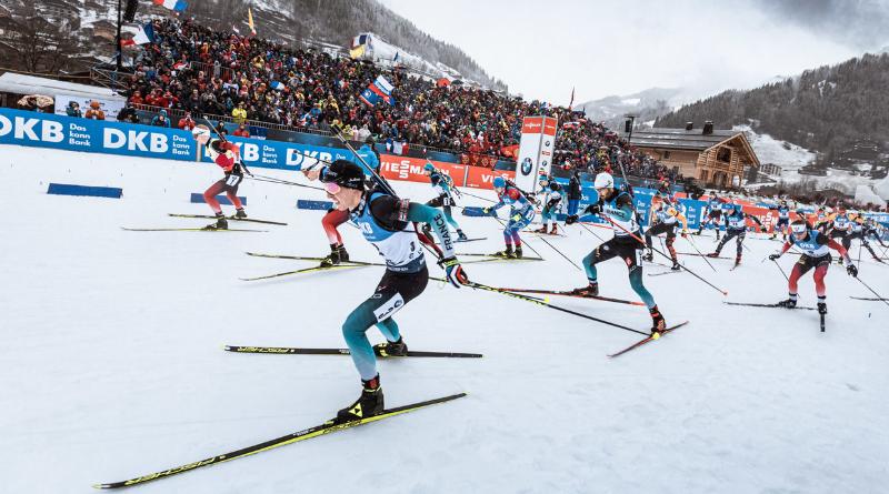Coupe de monde de biathlon - Annecy-Le Grand Bornand au programme de 3 saisons entre 2022 et 2026