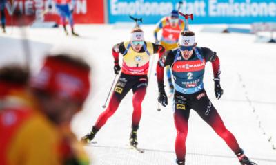 Coupe du monde de biathlon 2020-2021 - Le point sur les classements masculins