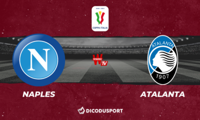 Football - Coupe d'Italie notre pronostic pour Naples - Atalanta Bergame