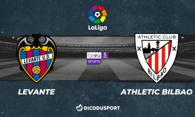 Football - Liga notre pronostic pour Levante - Athletic Bilbao