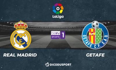 Football - Liga notre pronostic pour Real Madrid - Getafe