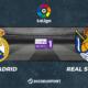 Football - Liga notre pronostic pour Real Madrid - Real Sociedad