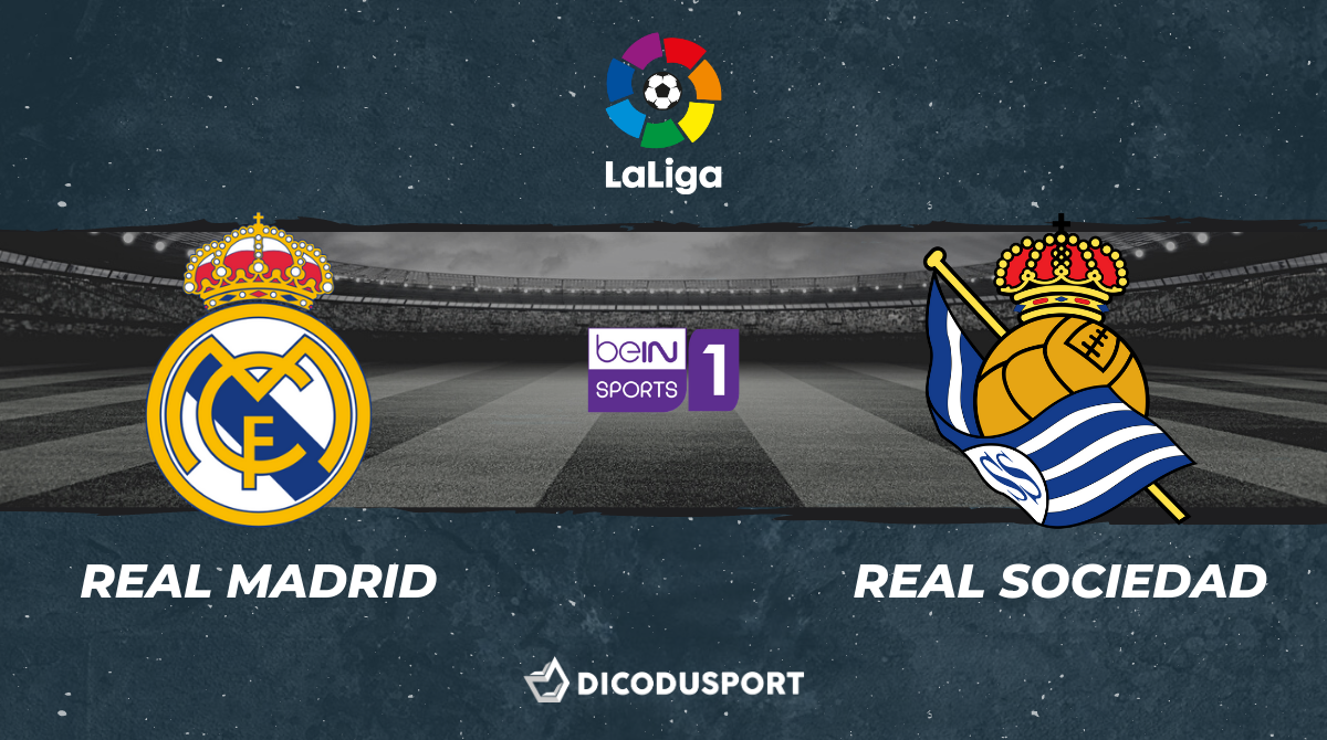 Football - Liga notre pronostic pour Real Madrid - Real Sociedad