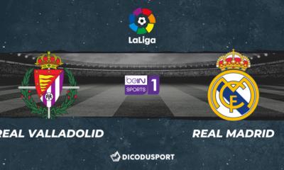 Football - Liga notre pronostic pour Real Valladolid - Real Madrid