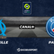 Football - Ligue 1 notre pronostic pour Marseille - Paris SG