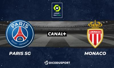 Football - Ligue 1 notre pronostic pour Paris SG - Monaco