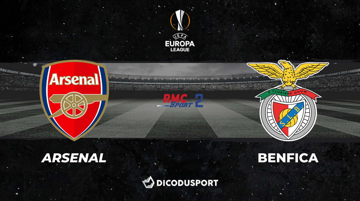 Football - Ligue Europa notre pronostic pour Arsenal - Benfica